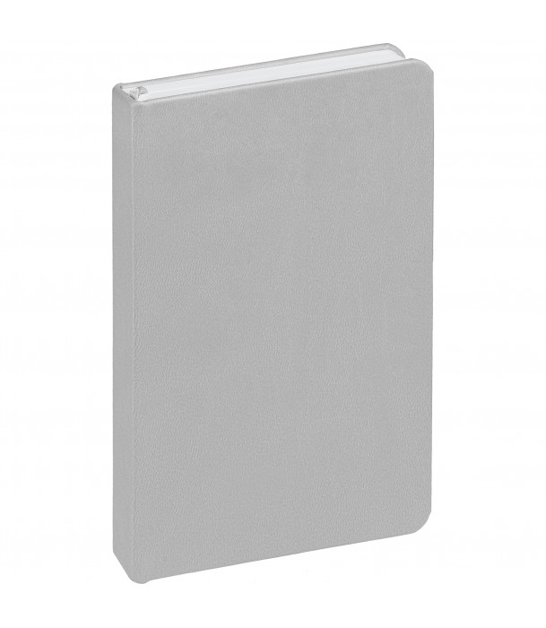 Блокнот Freenote Wide, светло-серый Адъютант
