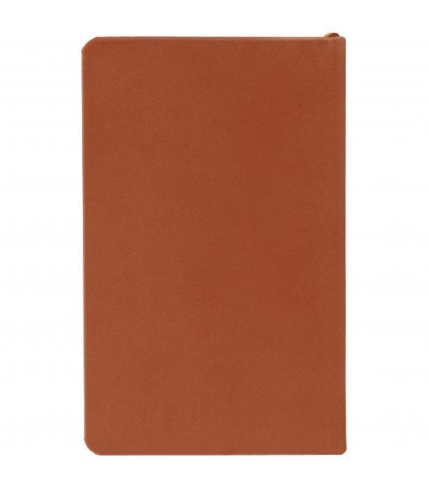 Блокнот Freenote Wide коричневый Адъютант