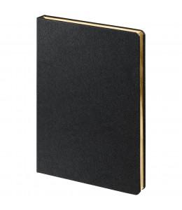 Ежедневник Saffian недатированный, черный