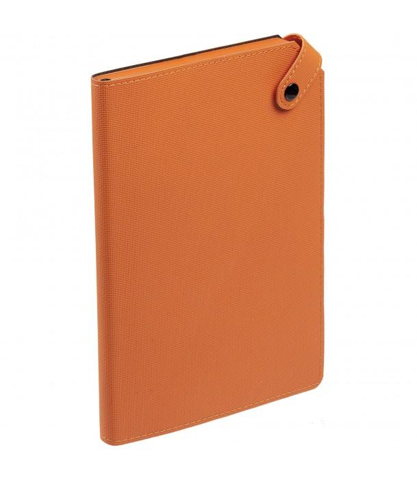 Ежедневник Tenax недатированный, оранжевый Адъютант