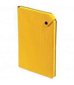 Ежедневник Tenax, недатированный, желтый