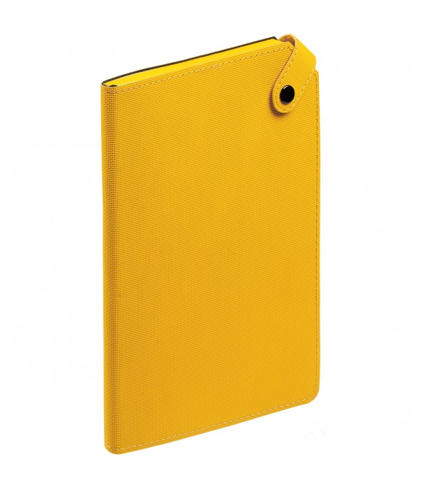 Ежедневник Tenax, недатированный, желтый Адъютант