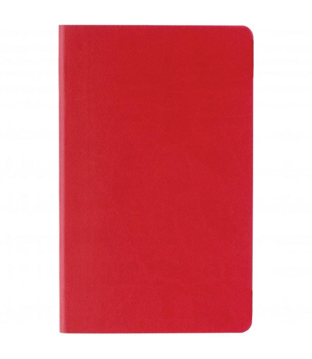 Блокнот красный Twill Адъютант
