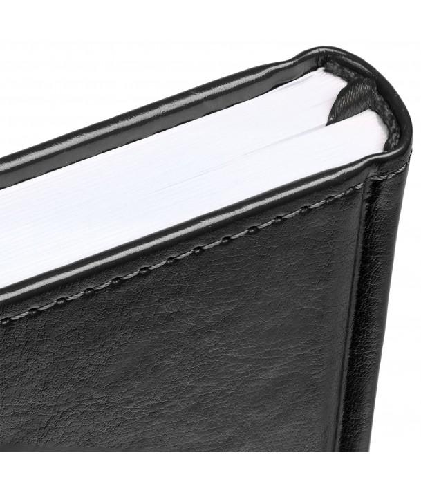 Ежедневник New Nebraska черный, датированный Адъютант