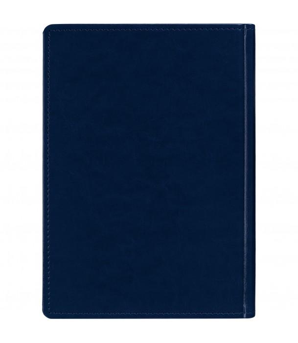 Ежедневник New Nebraska синий, датированный Адъютант