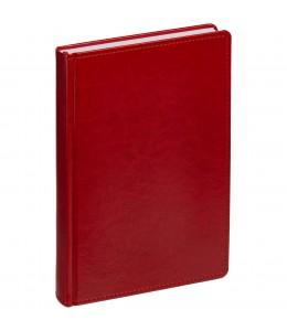 Ежедневник New Nebraska красный, датированный