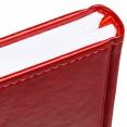 Ежедневник New Nebraska красный, датированный Адъютант