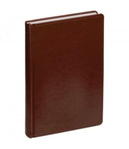 Ежедневник New Nebraska коричневый, датированный