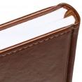 Ежедневник New Nebraska коричневый, датированный Адъютант