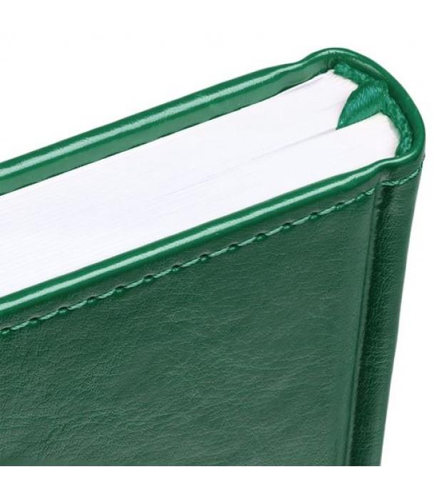 Ежедневник New Nebraska зеленый, датированный Адъютант