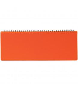 Планинг Latte, недатированный, оранжевый