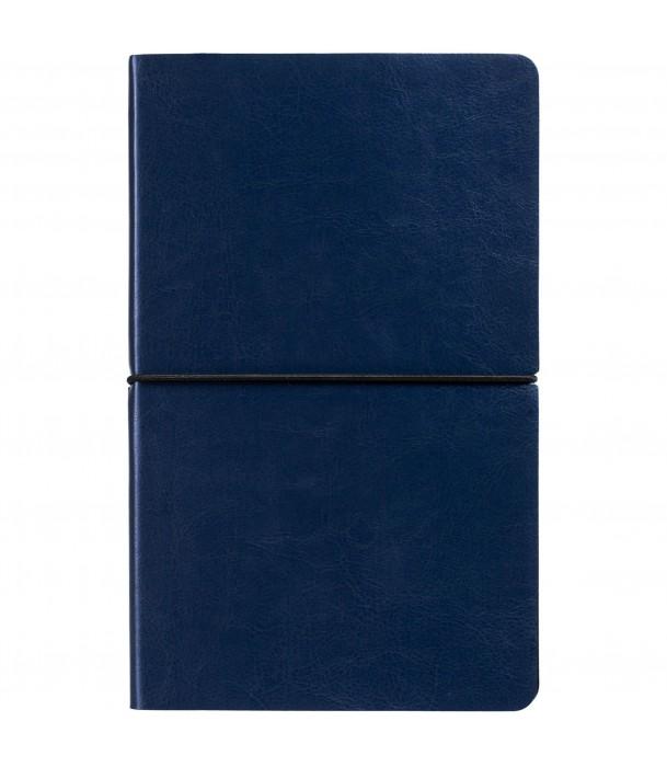 Ежедневник SHINE недатированный, синий Адъютант