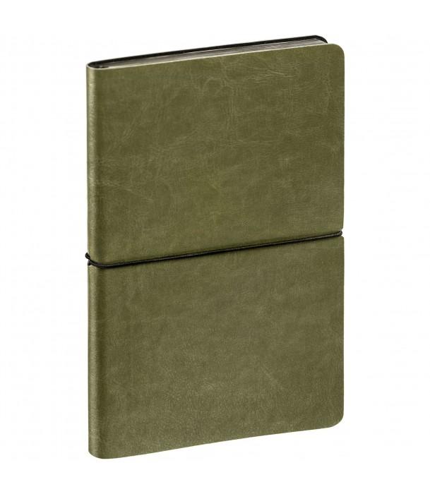 Ежедневник SHINE недатированный, зеленый Адъютант