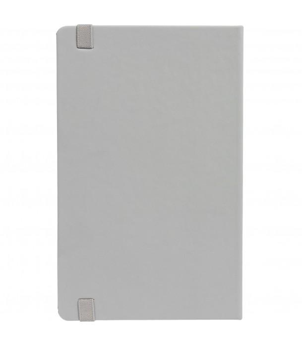 Блокнот серый SHALL Адъютант