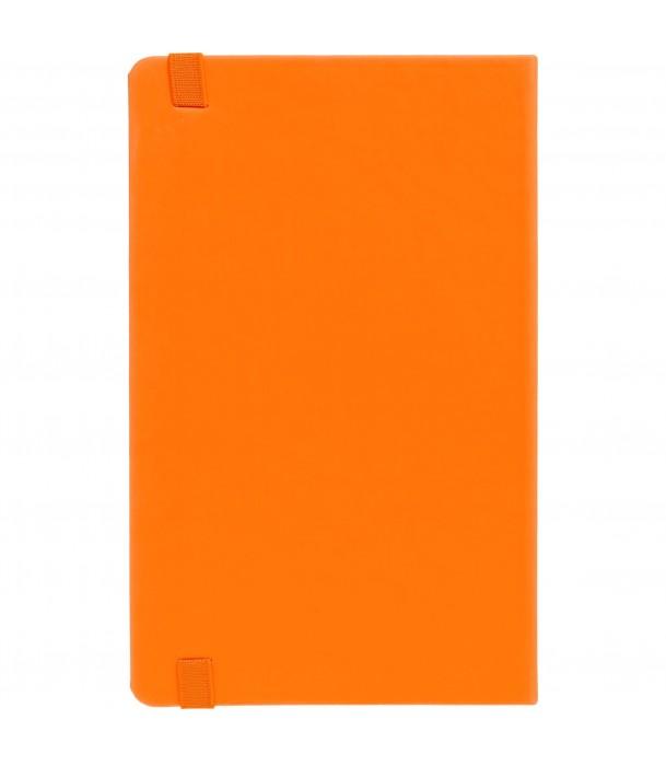 Блокнот оранжевый SHALL Адъютант