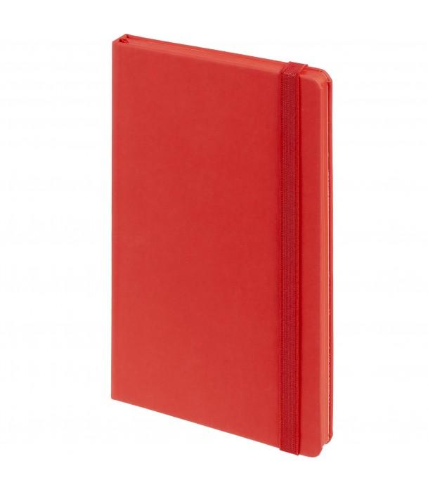 Блокнот красный SHALL Адъютант