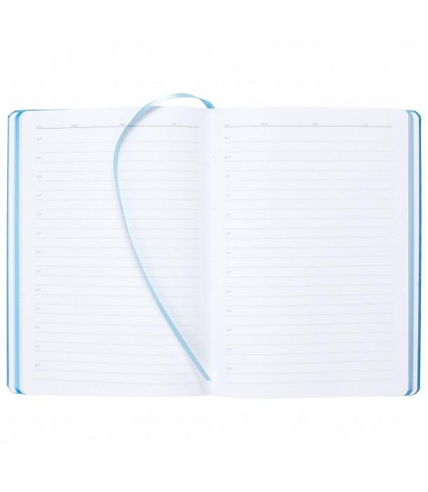 Ежедневник Brand Tone недатированный, голубой Адъютант