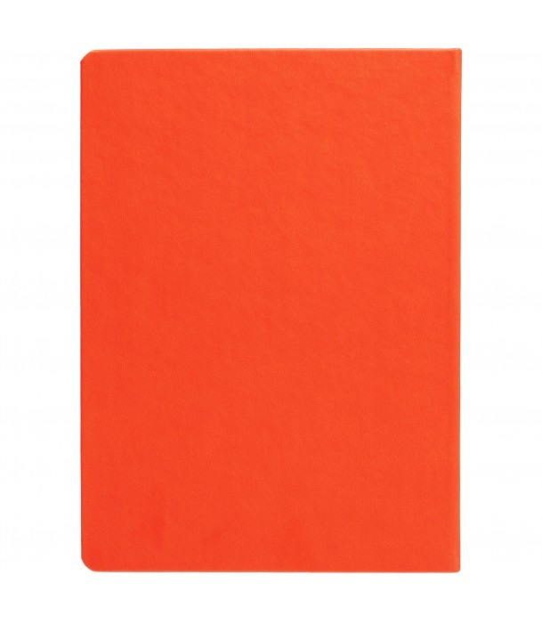 Ежедневник Brand Tone недатированный, оранжевый Адъютант