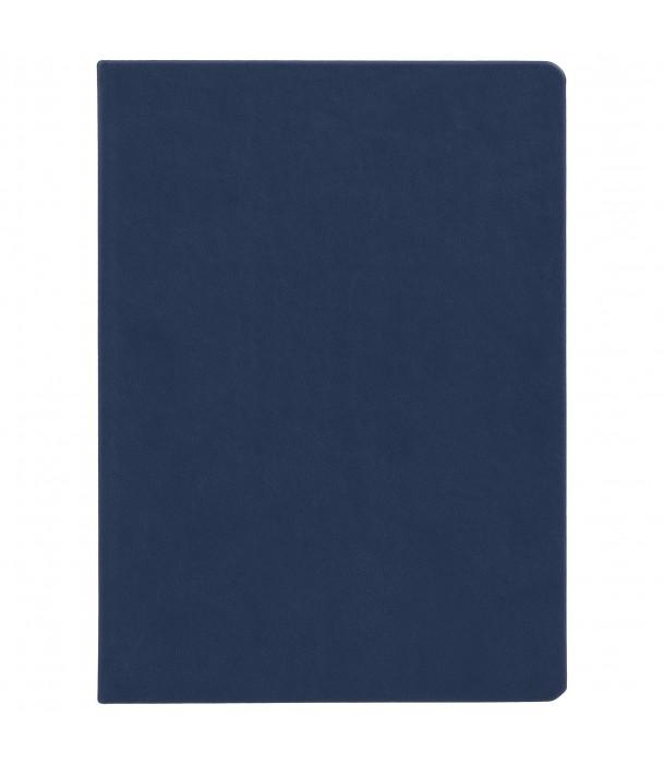 Ежедневник Brand Tone недатированный, темно-синий Адъютант