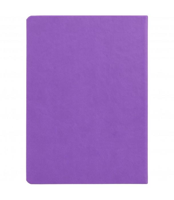 Ежедневник Brand Tone недатированный, фиолетовый Адъютант