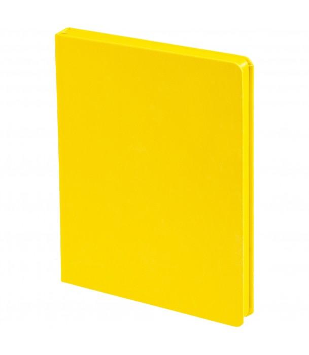 Ежедневник Brand Tone недатированный, желтый Адъютант