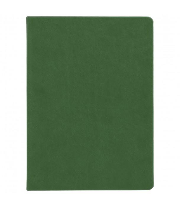 Ежедневник Brand Tone недатированный, зеленый Адъютант