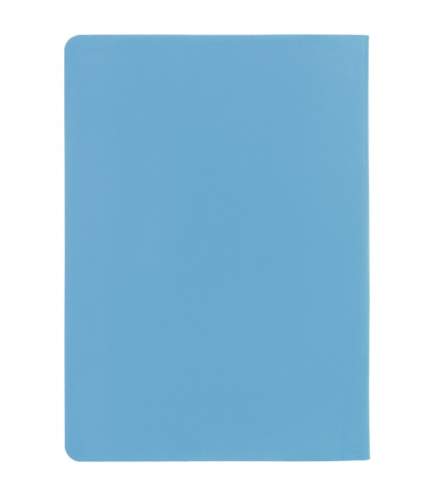 Ежедневник Flex New Brand недатированный, голубой Адъютант
