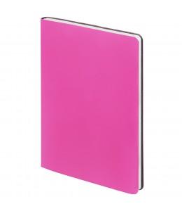 Ежедневник Flex New Brand недатированный, розовый
