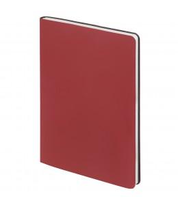 Ежедневник Flex New Brand недатированный, бордовый