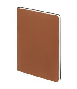 Ежедневник Flex New Brand недатированный, коричневый