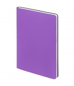 Ежедневник Flex New Brand недатированный, фиолетовый