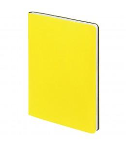 Ежедневник Flex New Brand недатированный, желтый