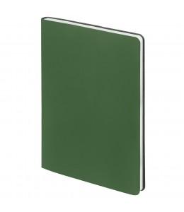 Ежедневник Flex New Brand недатированный, зеленый