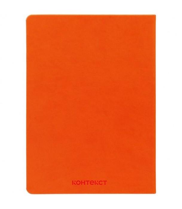 Ежедневник Basis, датированный оранжевый Адъютант