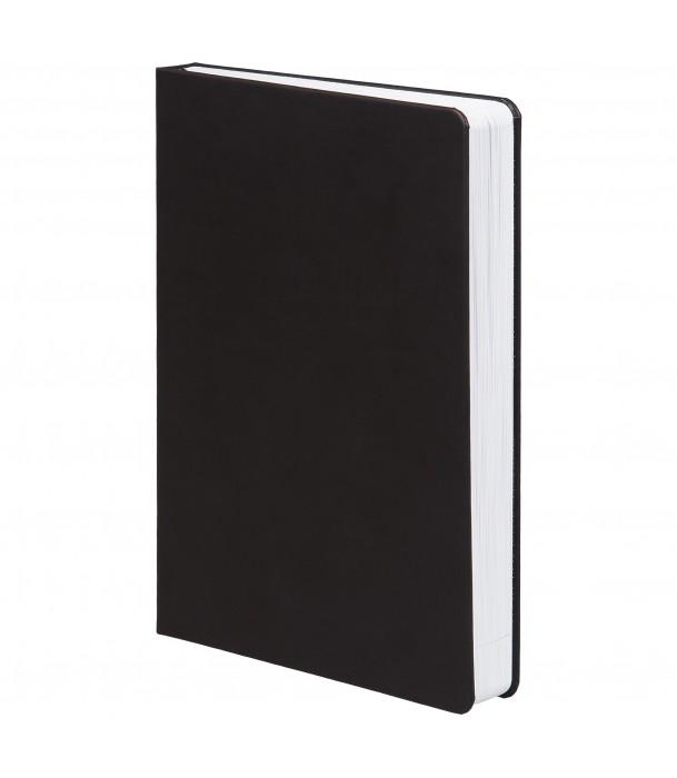 Ежедневник Basis, датированный черный Адъютант