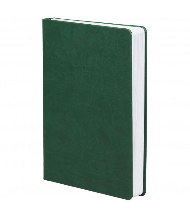 Ежедневник Basis, датированный зеленый Адъютант