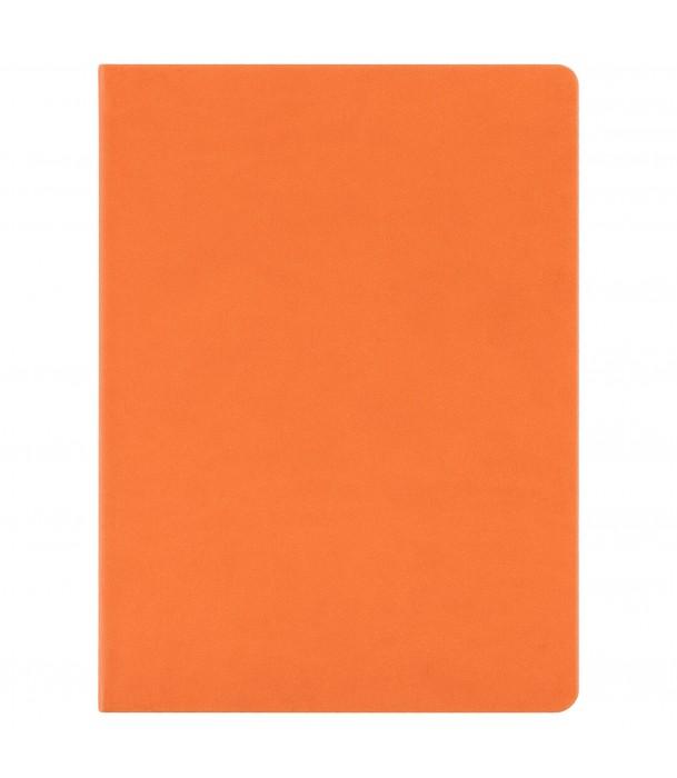 Блокнот оранжевый Scope, в линейку Адъютант