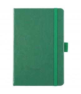 Блокнот Freenote mini в линейку, зеленый