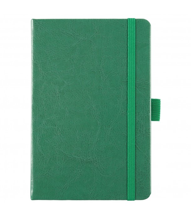 Блокнот Freenote mini в линейку, зеленый Адъютант