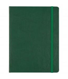 Блокнот зеленый Freenote, в клетку