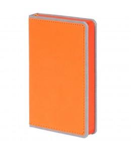 Ежедневник Freenote mini недатированны оранжевый