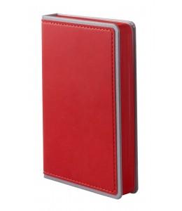 Ежедневник Freenote mini недатированный, красный