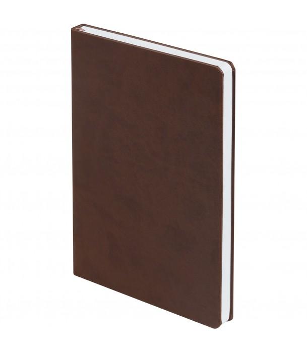 Ежедневник New Brand недатированный, коричневый Адъютант