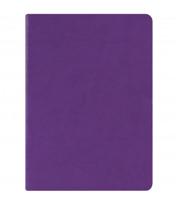 Ежедневник New Brand недатированный, фиолетовый Адъютант
