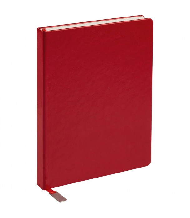 Ежедневник Ever  недатированный, красный Адъютант