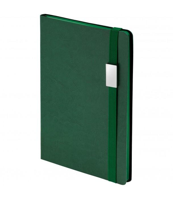 Ежедневник My Day недатированный, зеленый Адъютант
