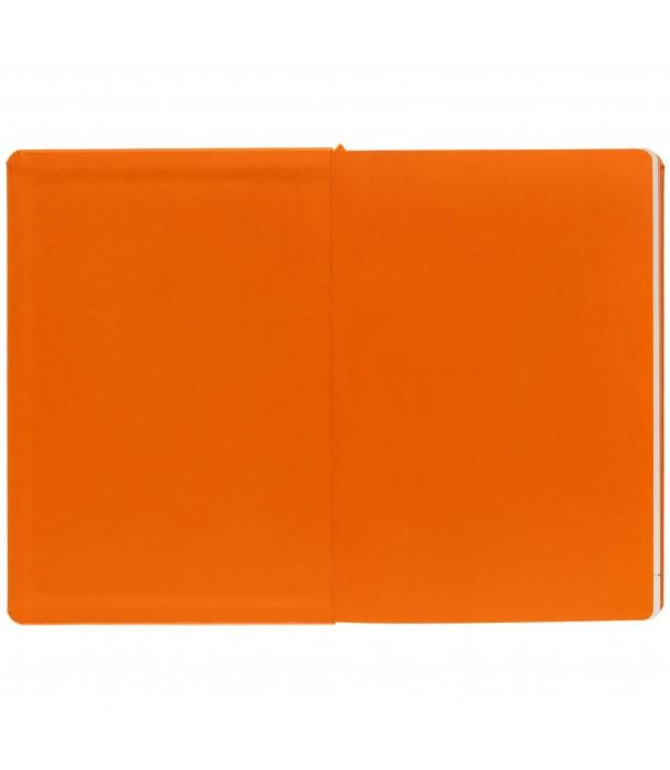 Ежедневник SHALL недатированный, оранжевый Адъютант