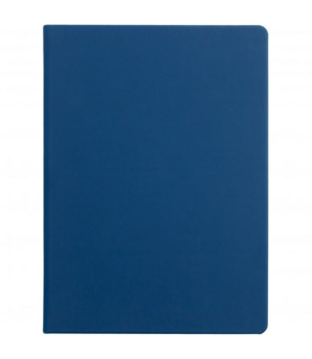 Ежедневник SHALL недатированный, синий Адъютант