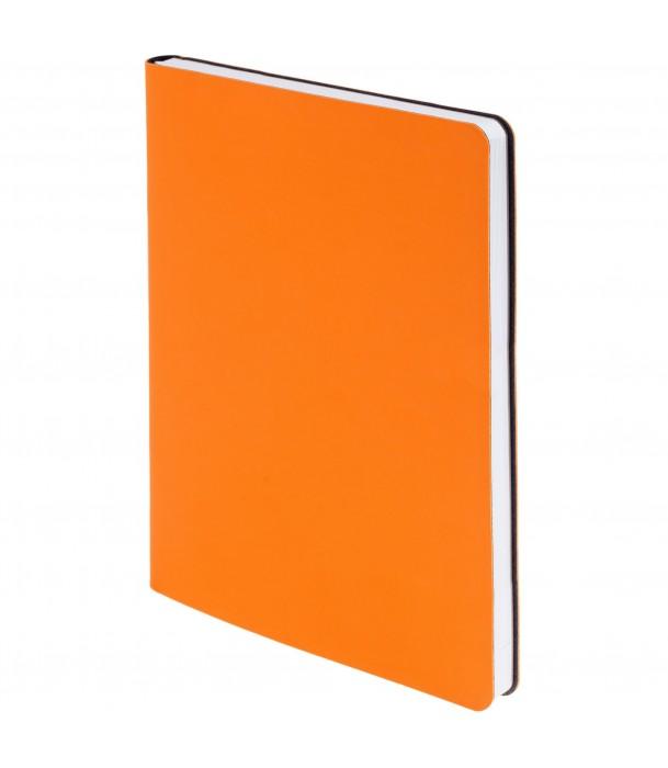 Ежедневник Flex Shall недатированный, оранжевый Адъютант