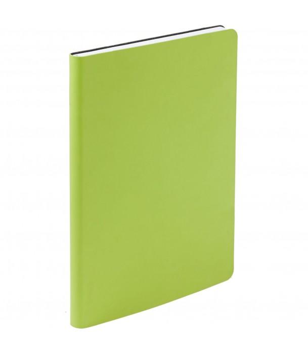 Ежедневник Flex Shall недатированный, светло-зеленый Адъютант